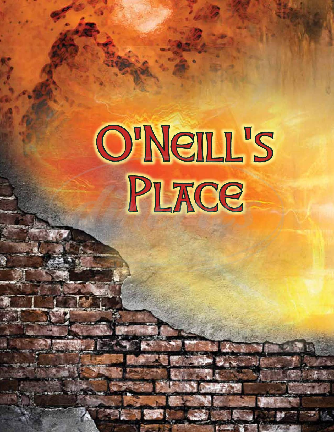 menu for O'Neill's Place