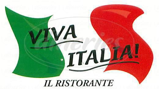 menu for Viva Italia