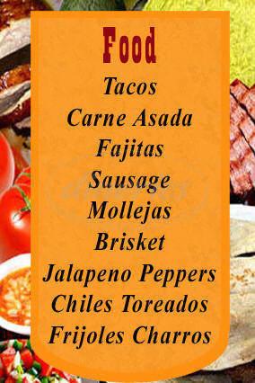 menu for Farwest Grill