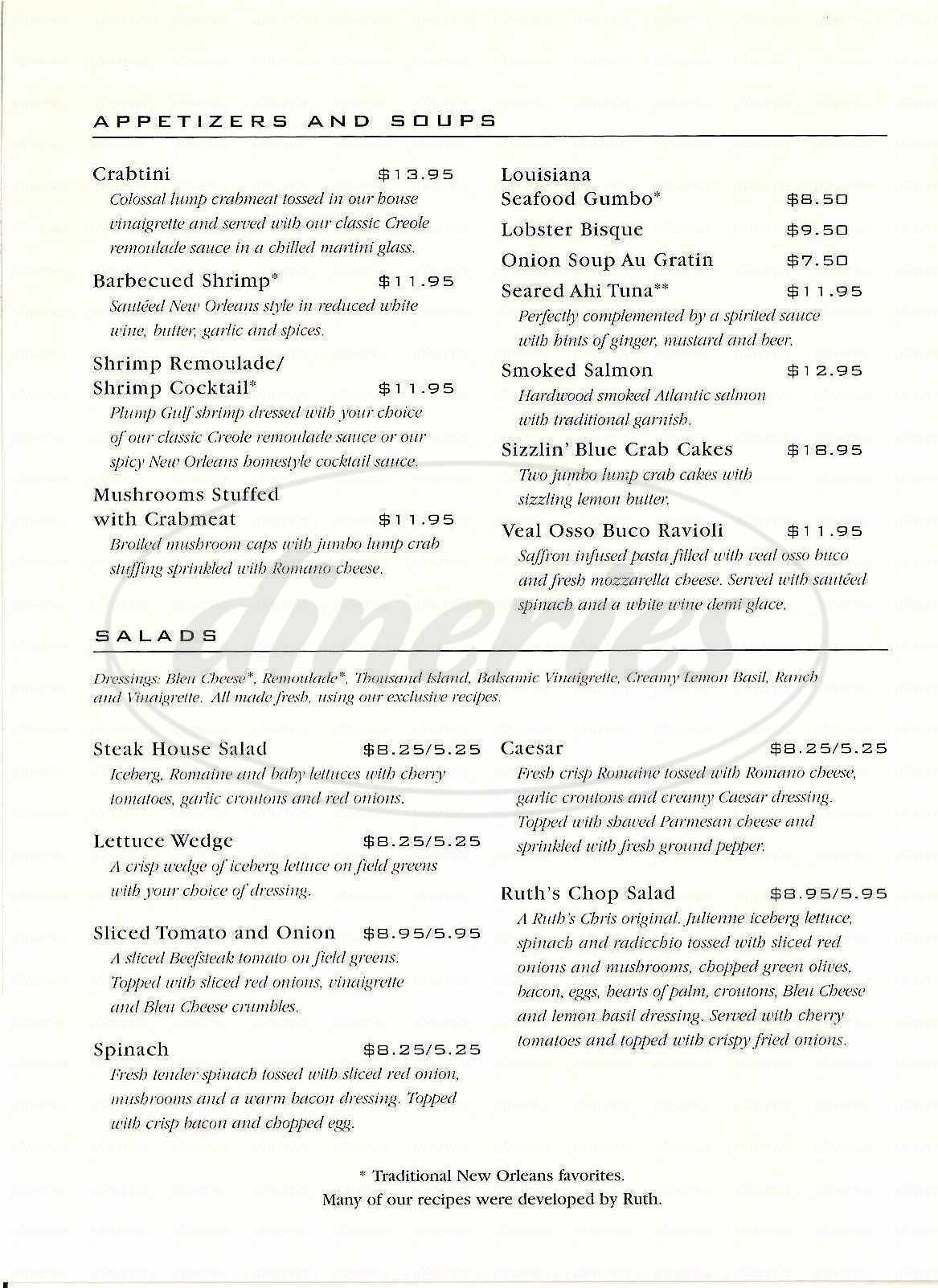 Hip Cafe Menu