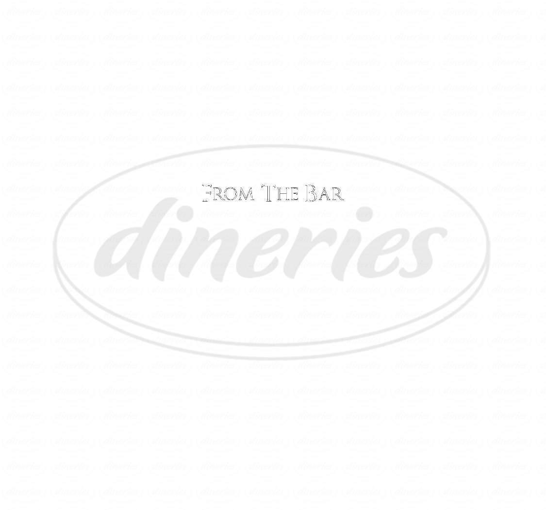 menu for 116 Crown
