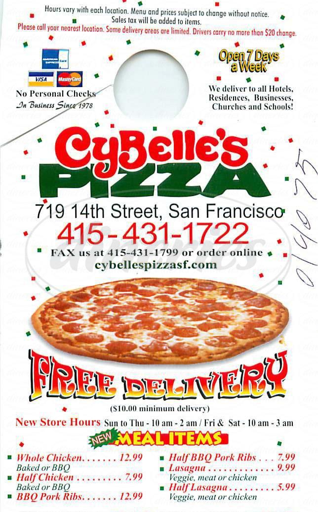 Pizza Restaurants In Sun City Ca