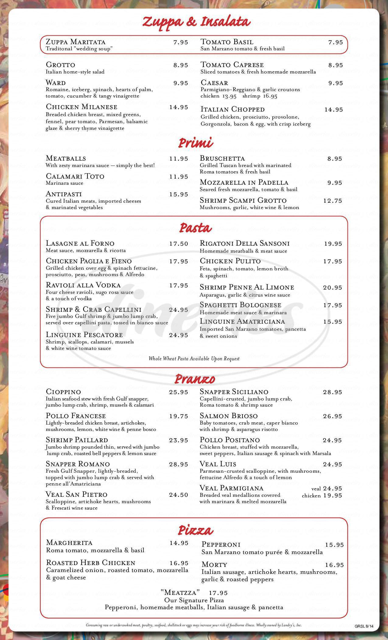 fb730cca6635 Menu items and prices are subject to change anytime.